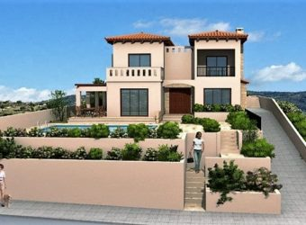 3 BEDROOM HOUSE IN ARMOU – PAPHOS