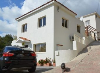 3 BEDROOM HOUSE IN PAPHOS