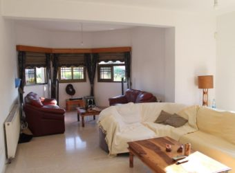 3 BEDROOM APARTMENT IN PAPHOS