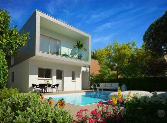 3 BEDROOM MODERN VILLA IN PAPHOS